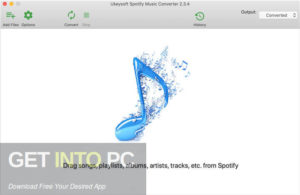 Ukeysoft Spotify Music Converter 2020 Free Download-GetintoPC.com
