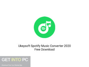 Ukeysoft Spotify Music Converter 2020 Offline Installer Download-GetintoPC.com