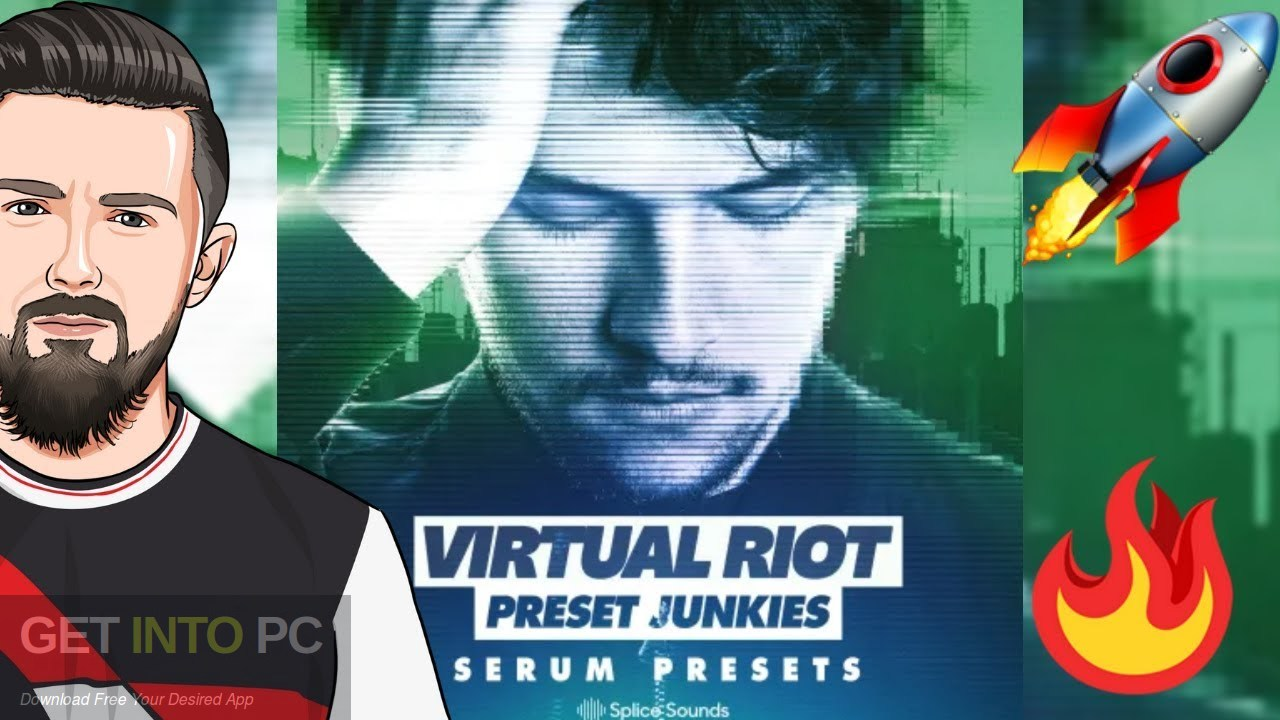 Splice Sounds Virtual Riot Serum Presets for PRESET JUNKIES Free Download