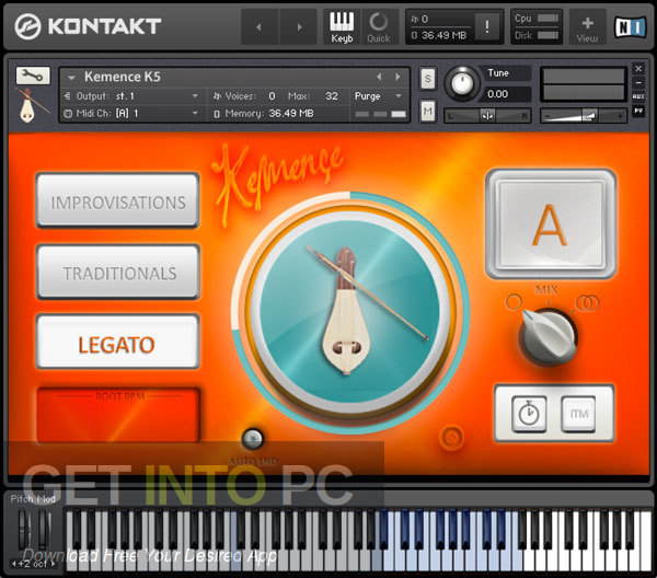 Sonokinetic - Kemence (KONTAKT) Offline Installer Download