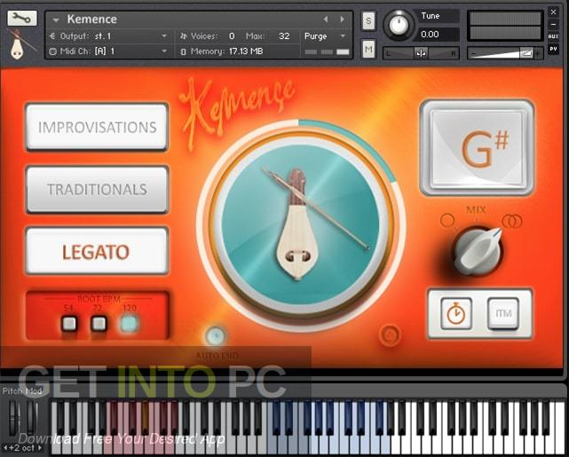 Sonokinetic - Kemence (KONTAKT) Direct Link Download