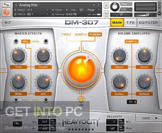 Heavyocity - DM-307A: Collection Latest Version Download