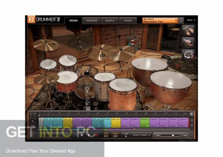 Toontrack - Alt-Rock EZX Latest Version Download