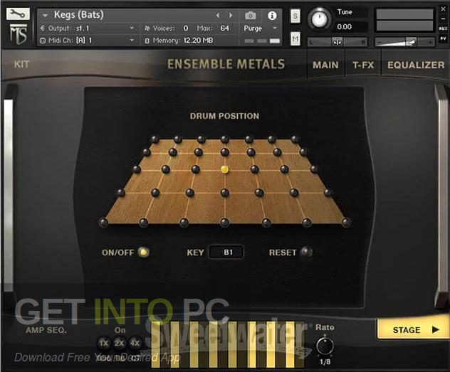 Master Sessions: Ensemble Metals Collection Direct Link Download