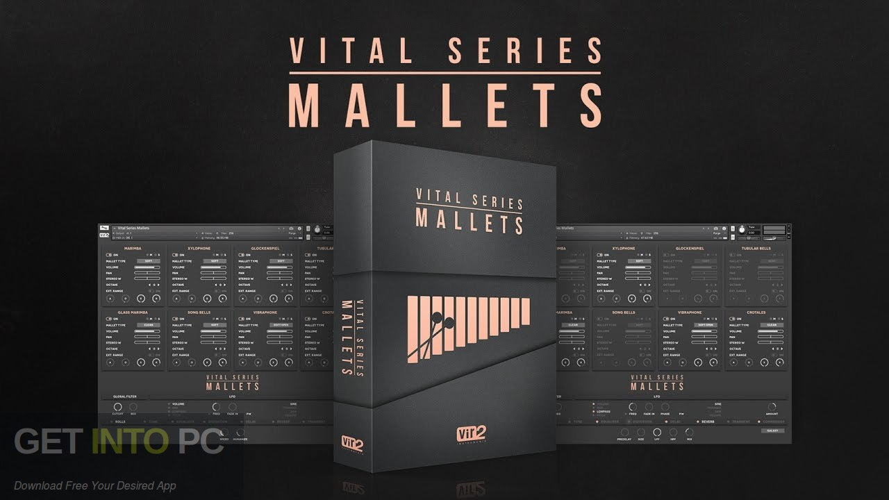 Vir2 Instruments - VITAL SERIES: MALLETS SUMMARY (KONTAKT) Free Download