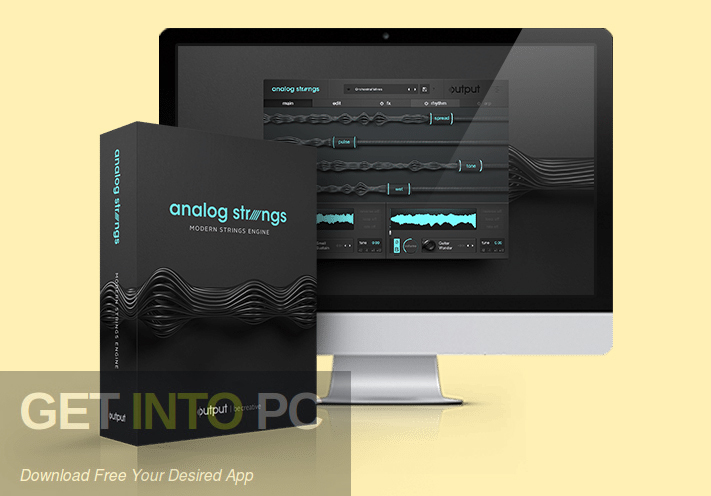 Output - Neon Strings Pack for Analog Stings Expansion Free Download