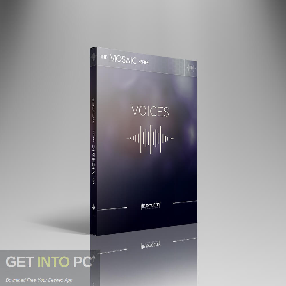 Heavyocity - Voices of Mosaic (KONTAKT) Free Download