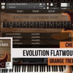 Orange Tree Samples – Evolution Flatwound Bass (KONTAKT) Free Download