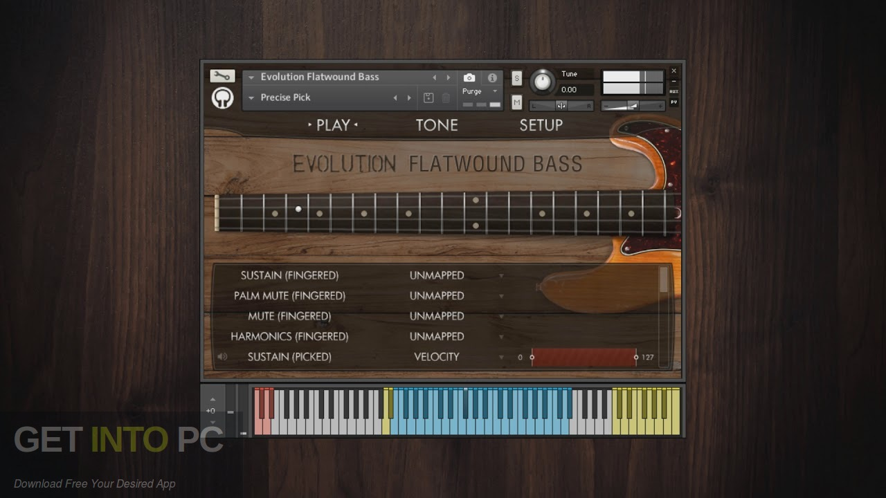 Orange Tree Samples - Evolution Flatwound Bass (KONTAKT) Latest Version Download