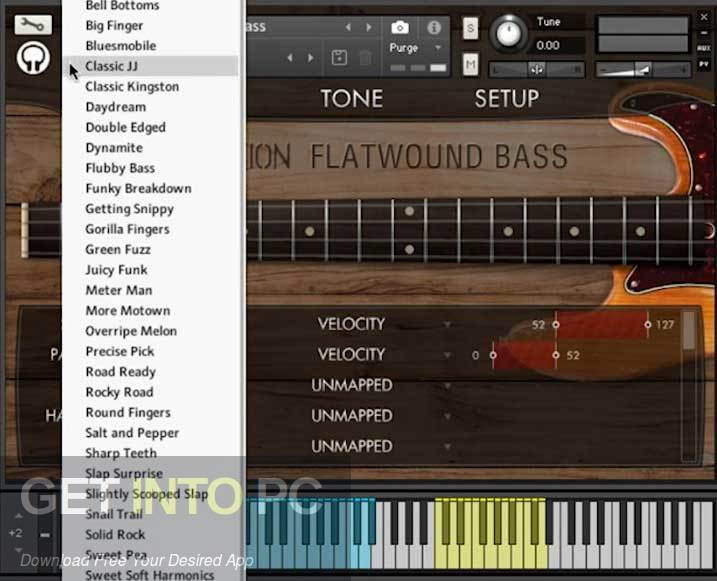 Orange Tree Samples - Evolution Flatwound Bass (KONTAKT) Offline Installer Download