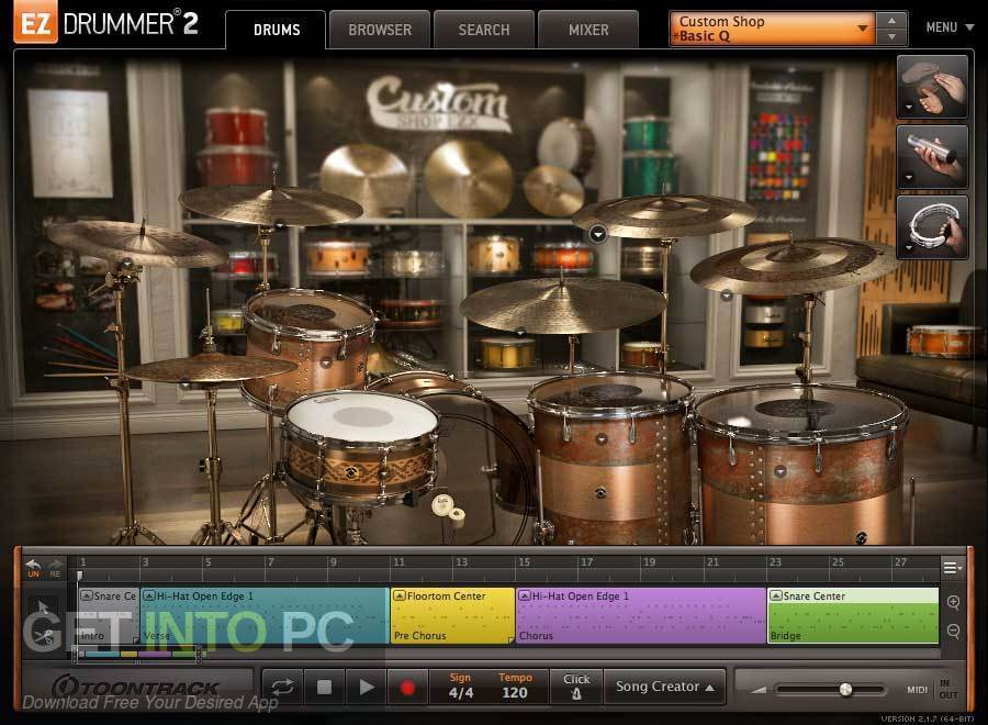 Toontrack - Custom Shop EZX Offline Installer Download
