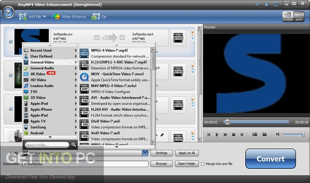 AnyMP4 Video Enhancement Direct Link Download