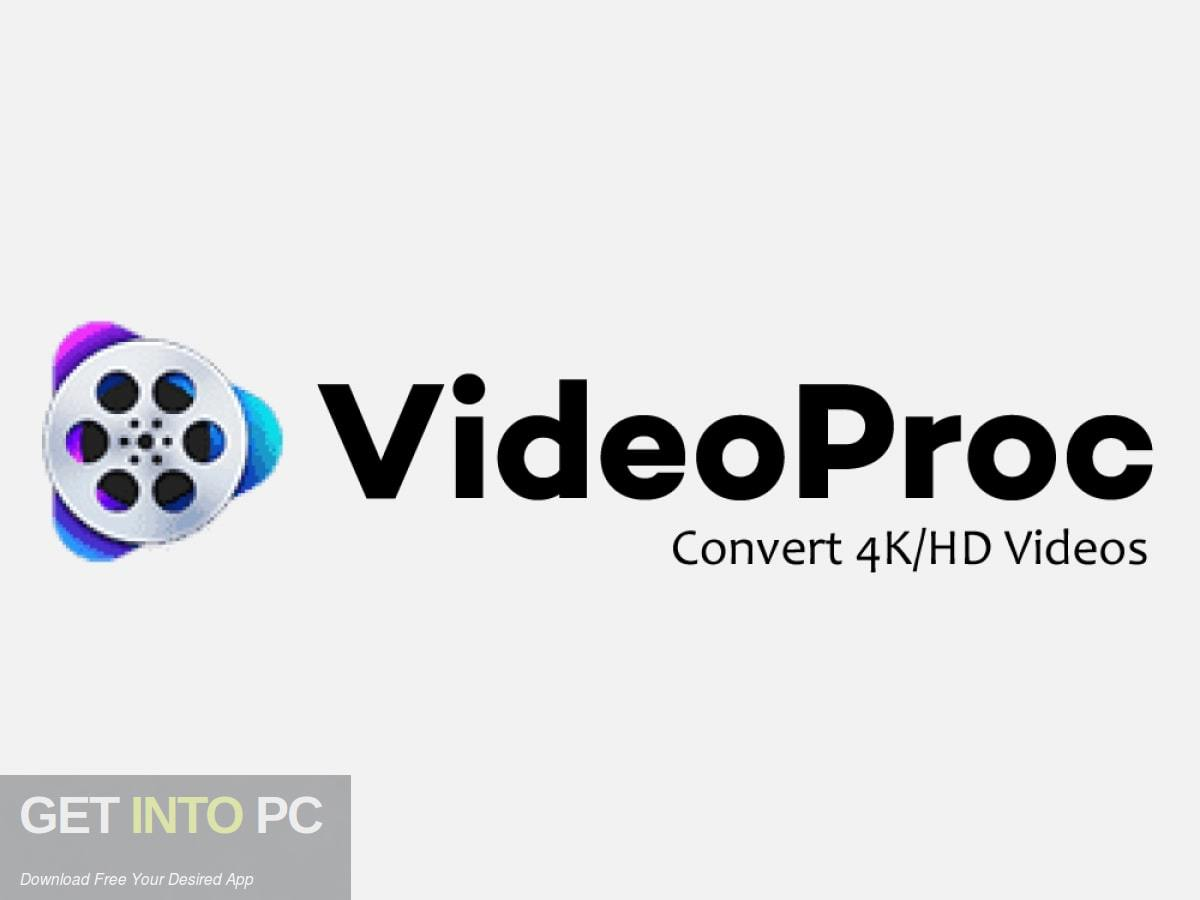 VideoProc Free Download
