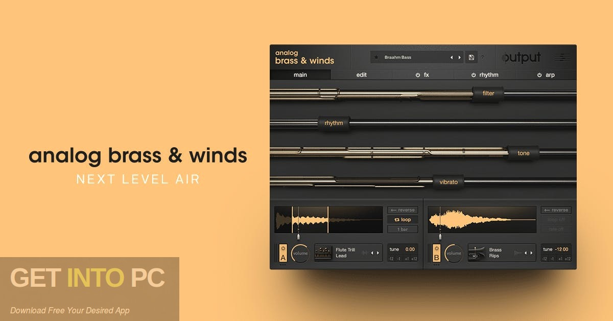 Output - Brass Knuckles Analog Brass & Wind Expansion Free Download