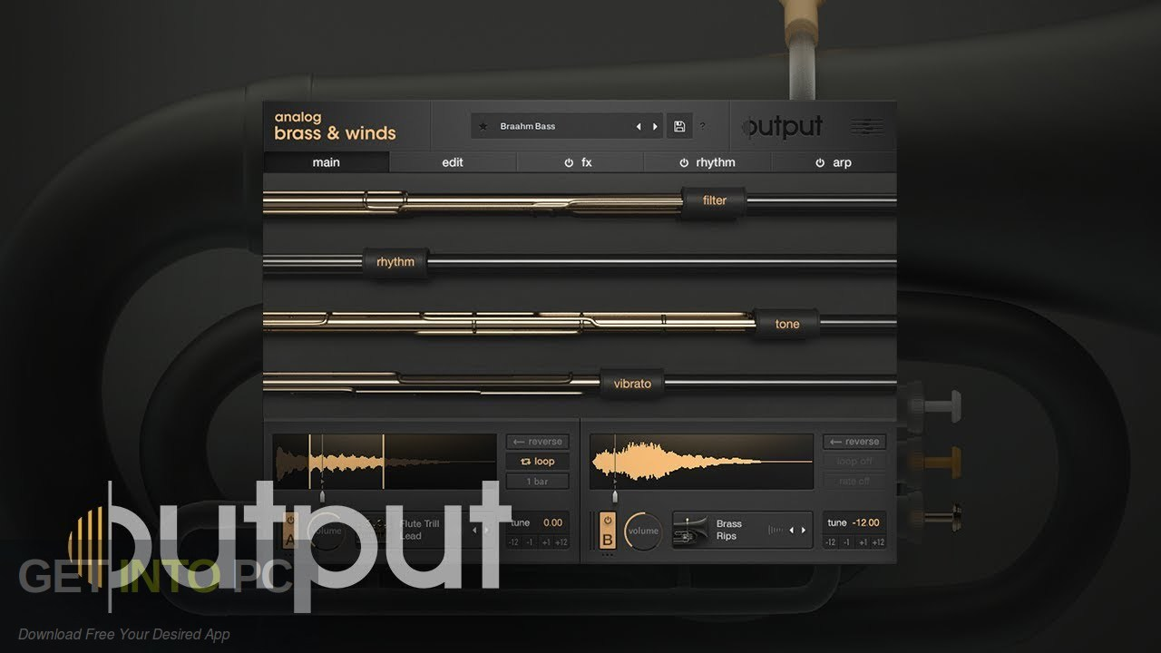 Output - Brass Knuckles Analog Brass & Wind Expansion Latest Version Download