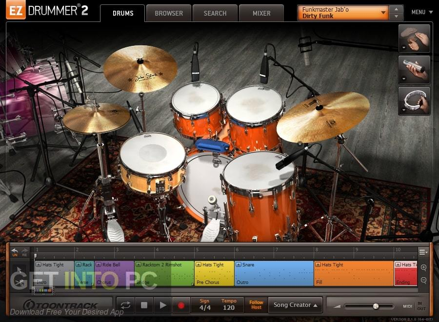 Toontrack - EZX FunkMasters Latest Version Download