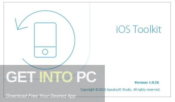 Apeaksoft iOS Toolkit Free Download