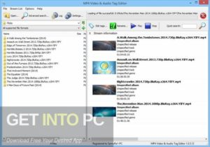 3delite MP4 Video and Audio Tag Editor Direct Link Download-GetintoPC.com