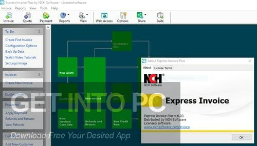 NCH Express Invoice Plus Direct Link Download