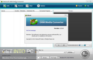 Aimersoft DRM Media Converter Direct Link Download-GetintoPC.com