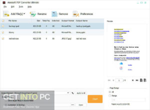 Aiseesoft PDF Converter Ultimate Latest Version Download-GetintoPC.com