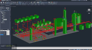 Autodesk AutoCAD Plant 3D 2021 Latest Version Download-GetintoPC.com