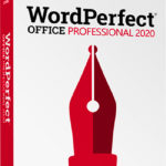 Corel WordPerfect Office Professional 2020 Free Download