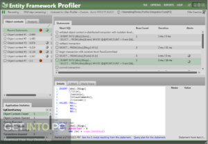 Entity Framework Profiler 2020 Direct Link Download-GetintoPC.com