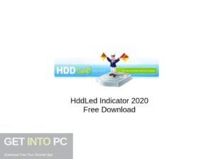 HddLed Indicator 2020 Free Download-GetintoPC.com