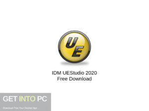 IDM UEStudio 2020 Free Download-GetintoPC.com