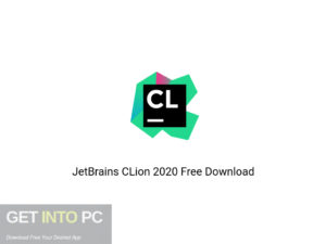JetBrains CLion 2020 Offline Installer Download-GetintoPC.com