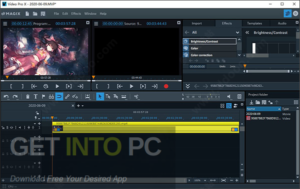 MAGIX Video Pro 2020 X12 Free Download-GetintoPC.com