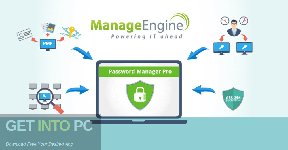 ManageEngine Password Manager Pro Free Download-GetintoPC.com