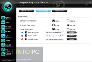 NETGATE Registry Cleaner 2020 Latest Version Download-GetintoPC.com