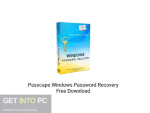 Passcape Windows Password Recovery Offline Installer Download-GetintoPC.com