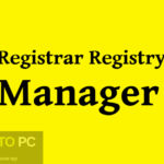 Registrar Registry Manager Free Download