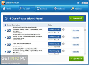 ReviverSoft Driver Reviver 2020 Latest Version Download-GetintoPC.com