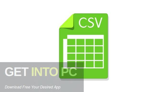 Modern CSV Free Download