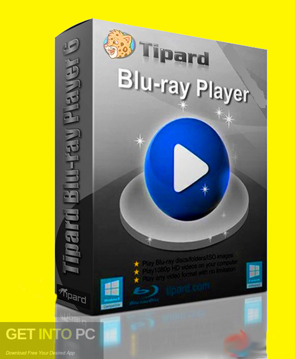 Tipard Blu-ray Player Free Download-GetintoPC.com