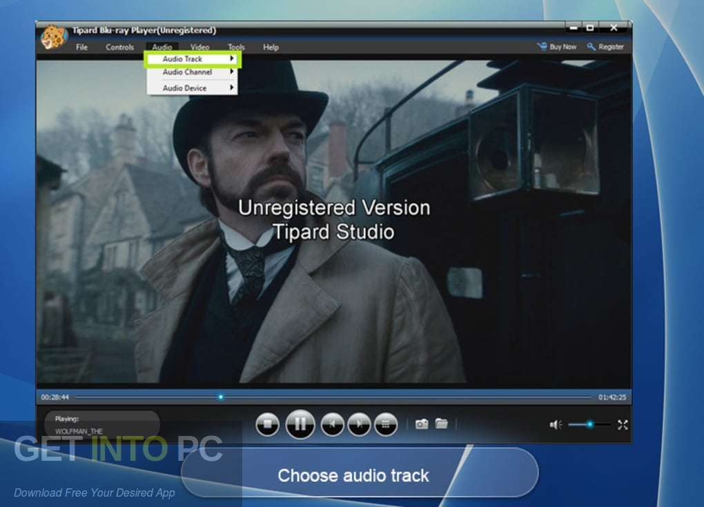 Tipard Blu-ray Player Latest Version Download-GetintoPC.com