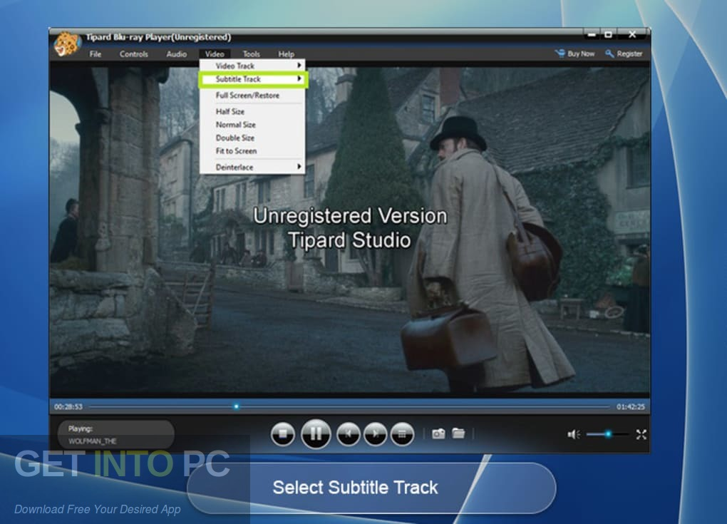 Tipard Blu-ray Player Offline Installer Download-GetintoPC.com