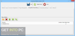 Universal Media Server Offline Installer Download-GetintoPC.com