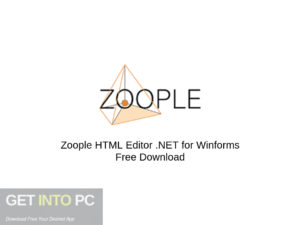 Zoople HTML Editor .NET for Winforms Free Download-GetintoPC.com