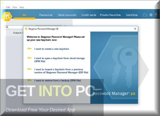 Steganos Password Manager Offline Installer Download