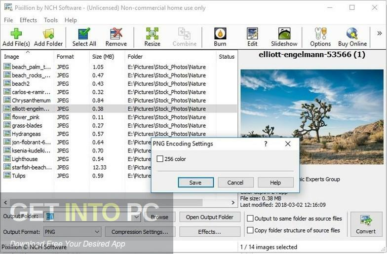 NCH Pixillion Image Converter Plus 2020 Offline Installer Download