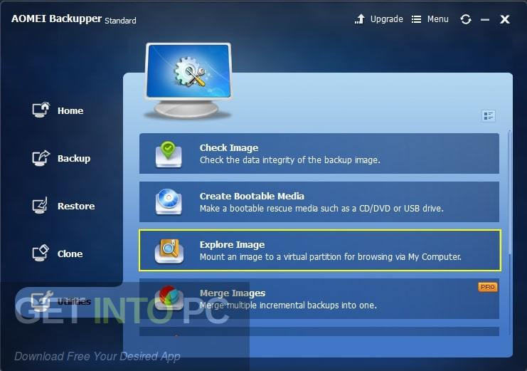 AOMEI Backupper 2020 Offline Installer Download
