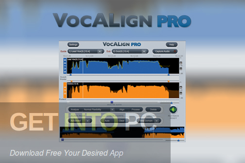 Synchro Arts - Vocalign Pro Direct Link Download