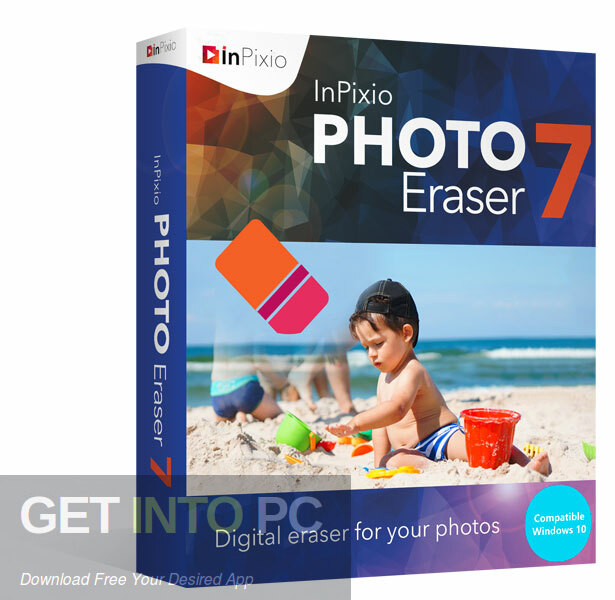 InPixio Photo Eraser Free Download