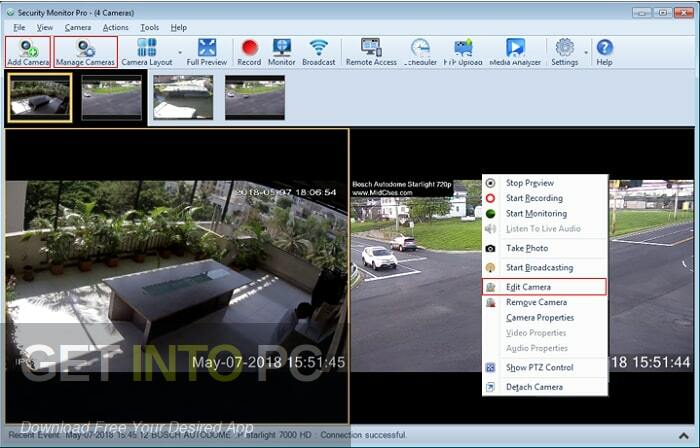 Security Monitor Pro Direct Link Download
