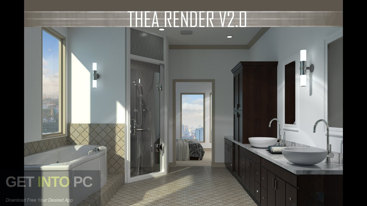 Thea Render Cinema 4D Direct Link Download
